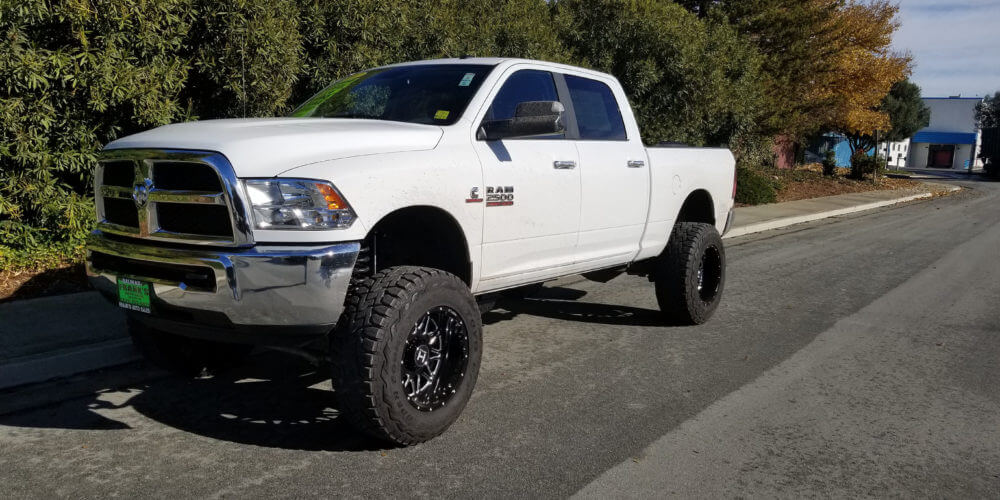 Custom Dodge Trucks - For Sale - Truck and SUV Parts Warehouse