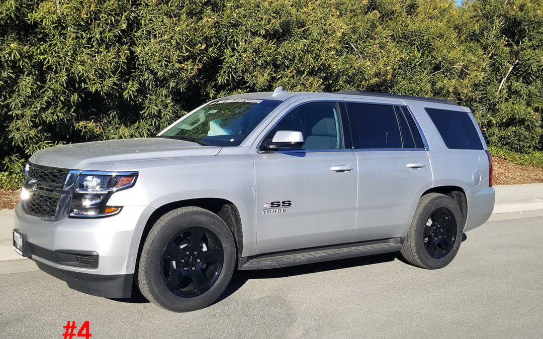 **SOLD**2018 CHEVY TAHOE #20499