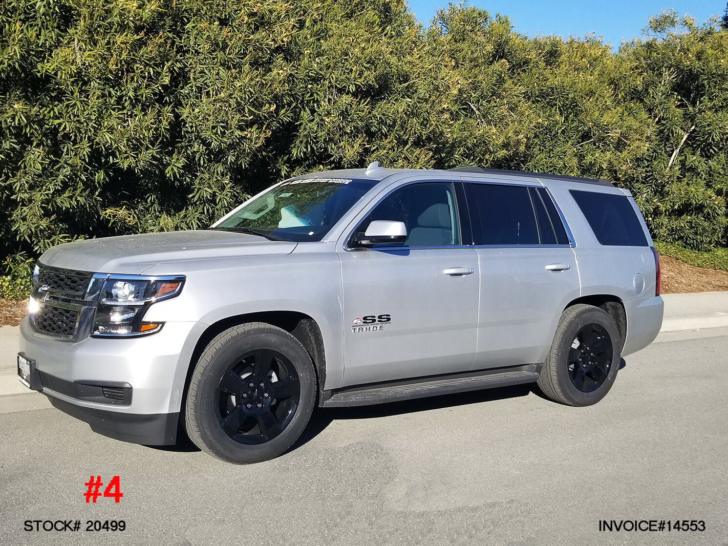 2018 CHEVY TAHOE #20499 | Truck and SUV Parts Warehouse