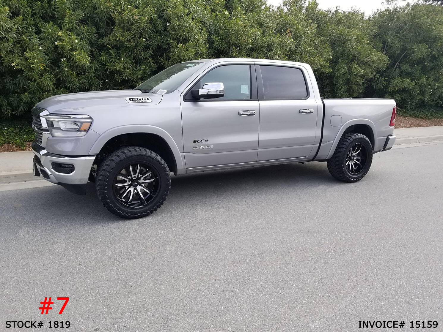2019 Dodge Ram 1500 Crew Cab 1819 Truck And Suv Parts Warehouse