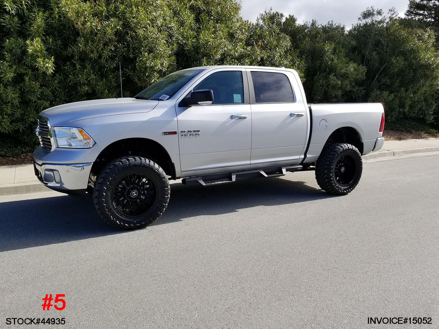 F150 Custom Parts >> 2017 DODGE RAM 1500 CREW CAB #44935 | Truck and SUV Parts Warehouse