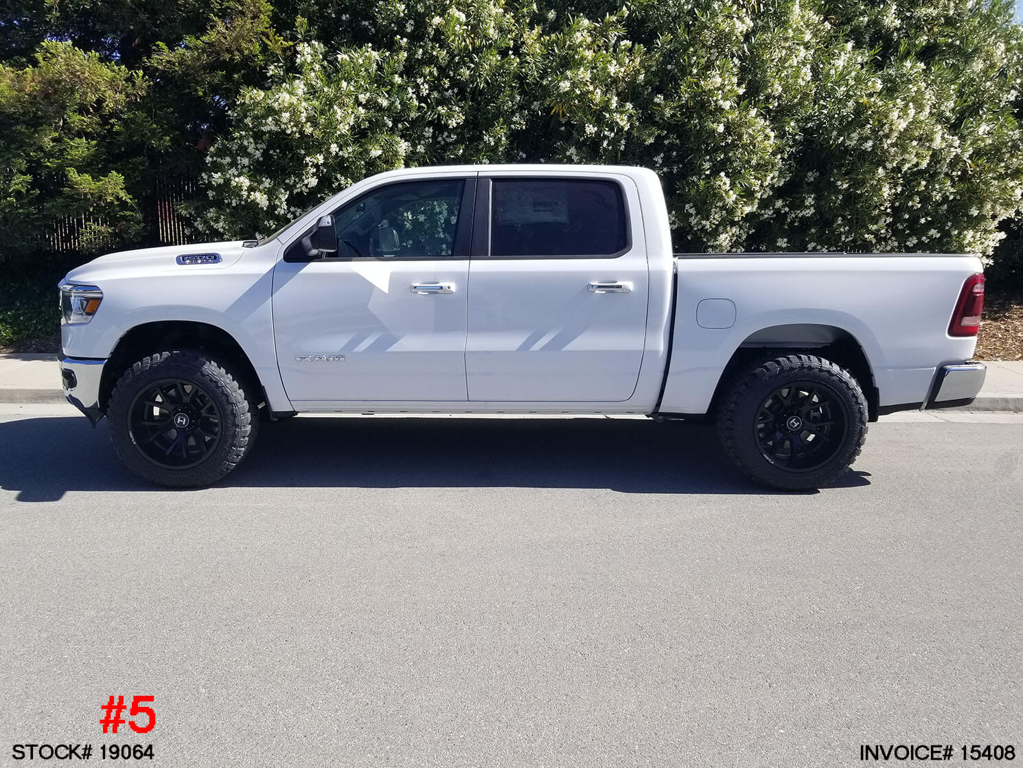 2019 Dodge Ram 1500 Crew Cab 19064 Truck And Suv Parts