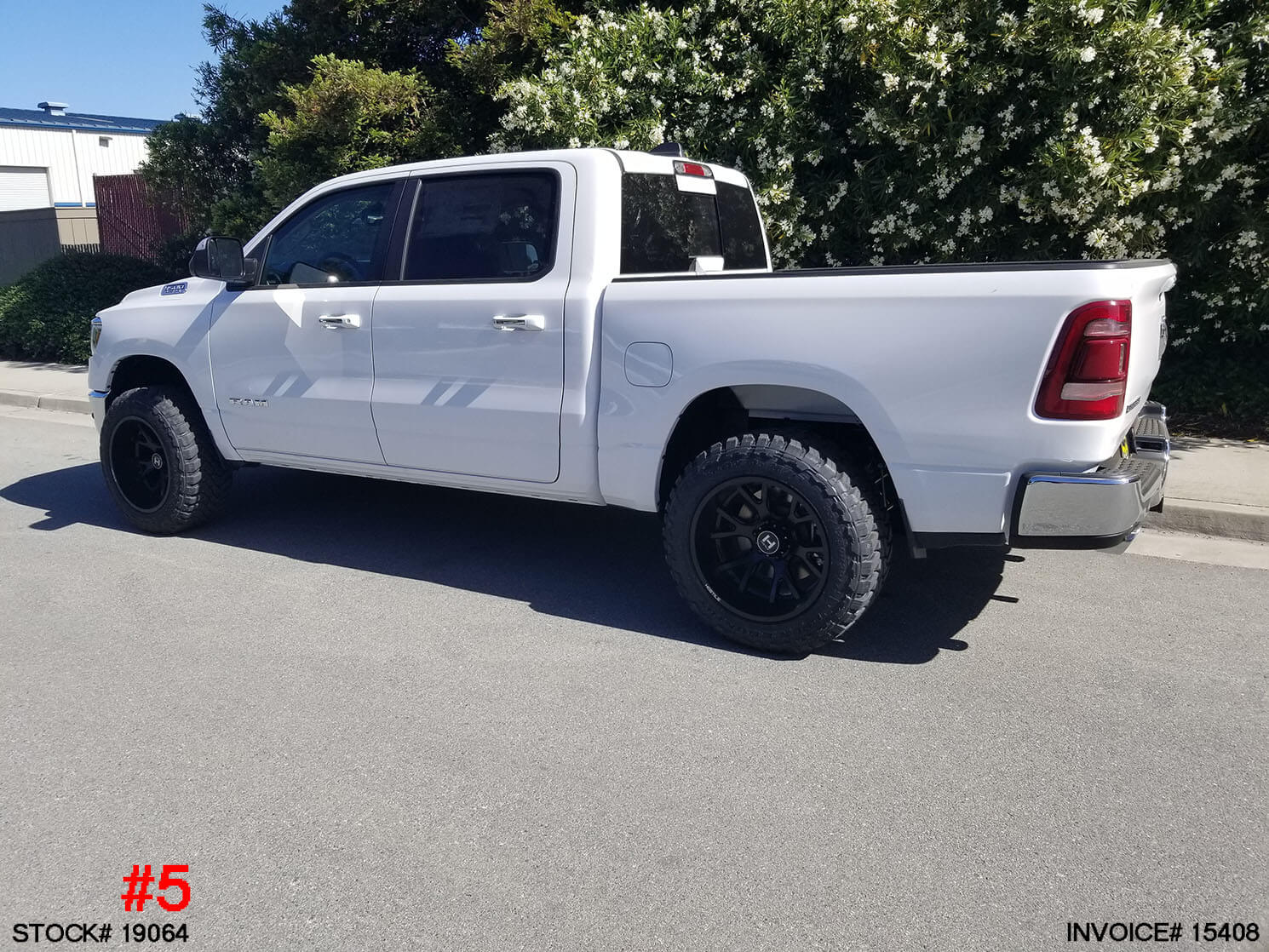 2019 DODGE RAM 1500 CREW CAB #19064 | Truck and SUV Parts Warehouse