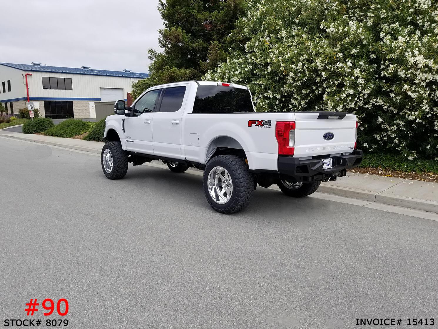 8079-2018 F250 CREW CAB
