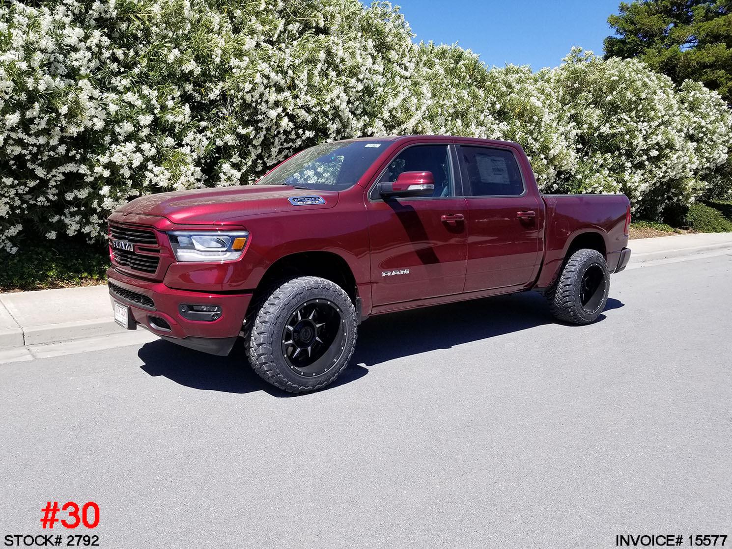 2019 DODGE RAM 1500 CREW CAB #2792 | Truck and SUV Parts