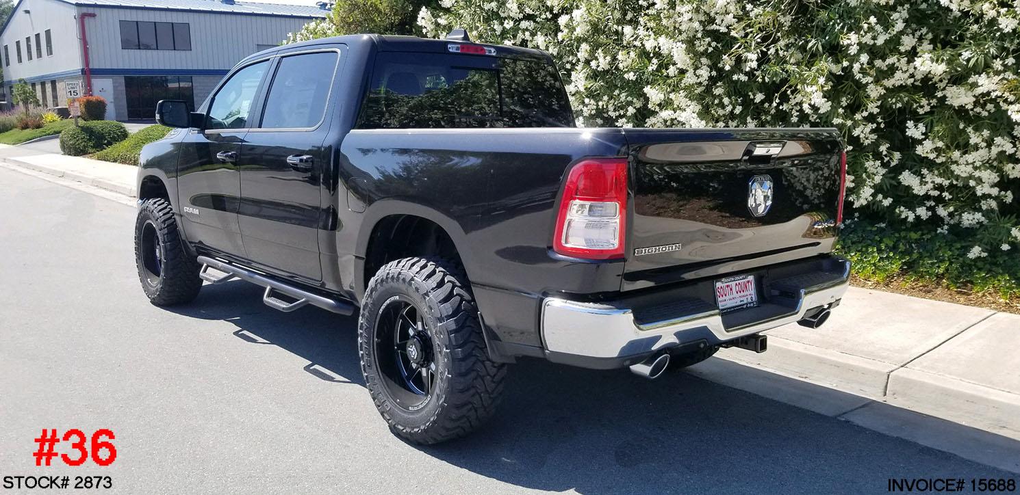 2873-2019 RAM 1500 CREW CAB
