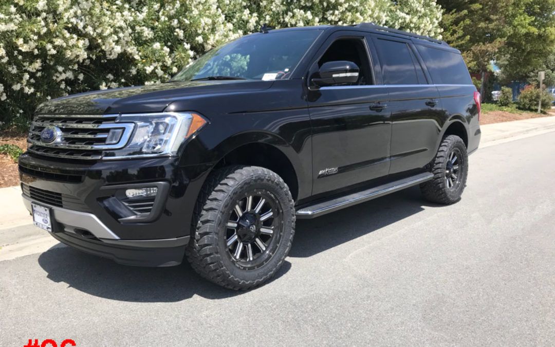 2018 FORD EXPEDITION XLT #8492