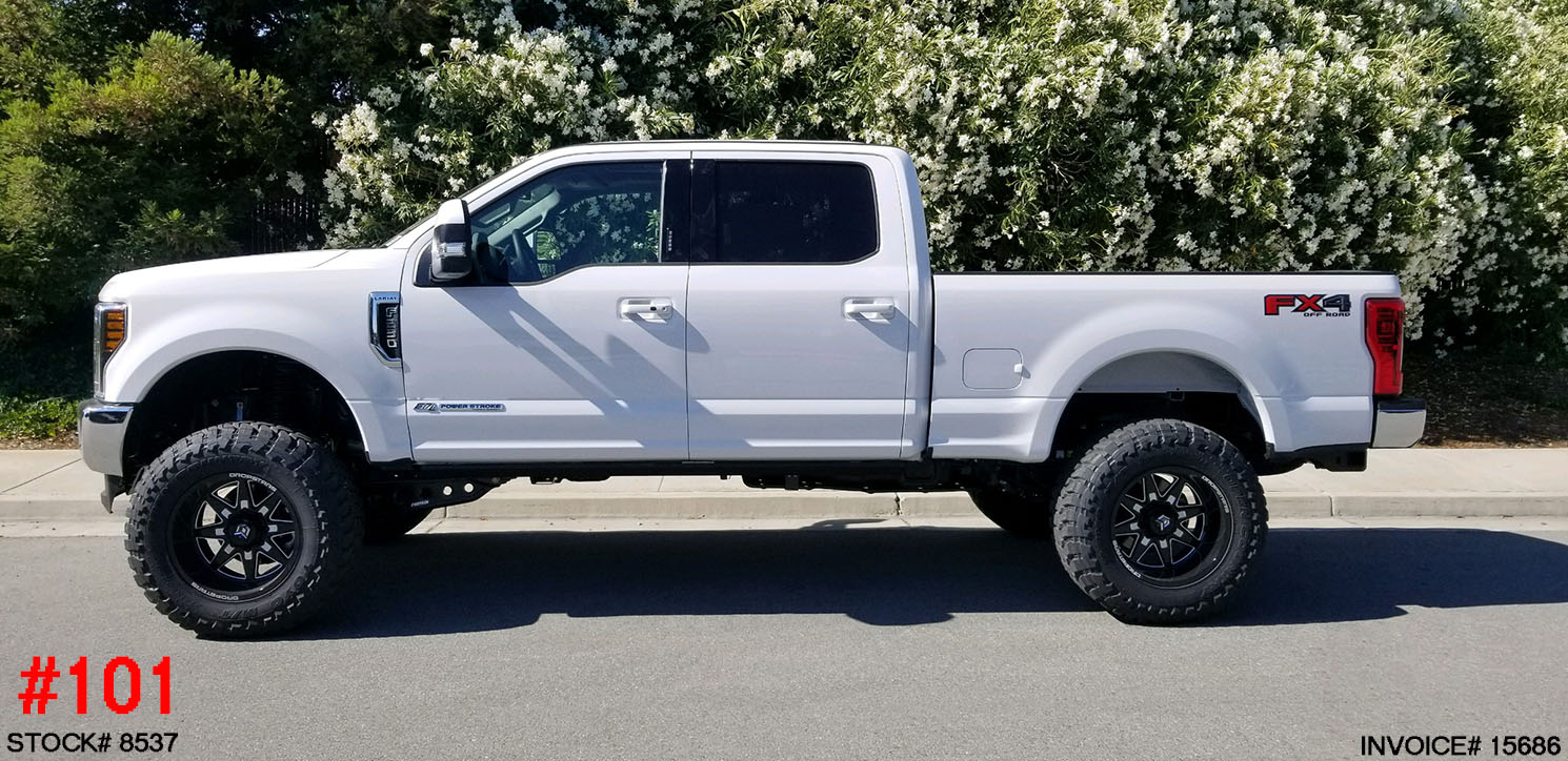 2018 Ford F250 Crew Cab 8537 Truck And Suv Parts Warehouse