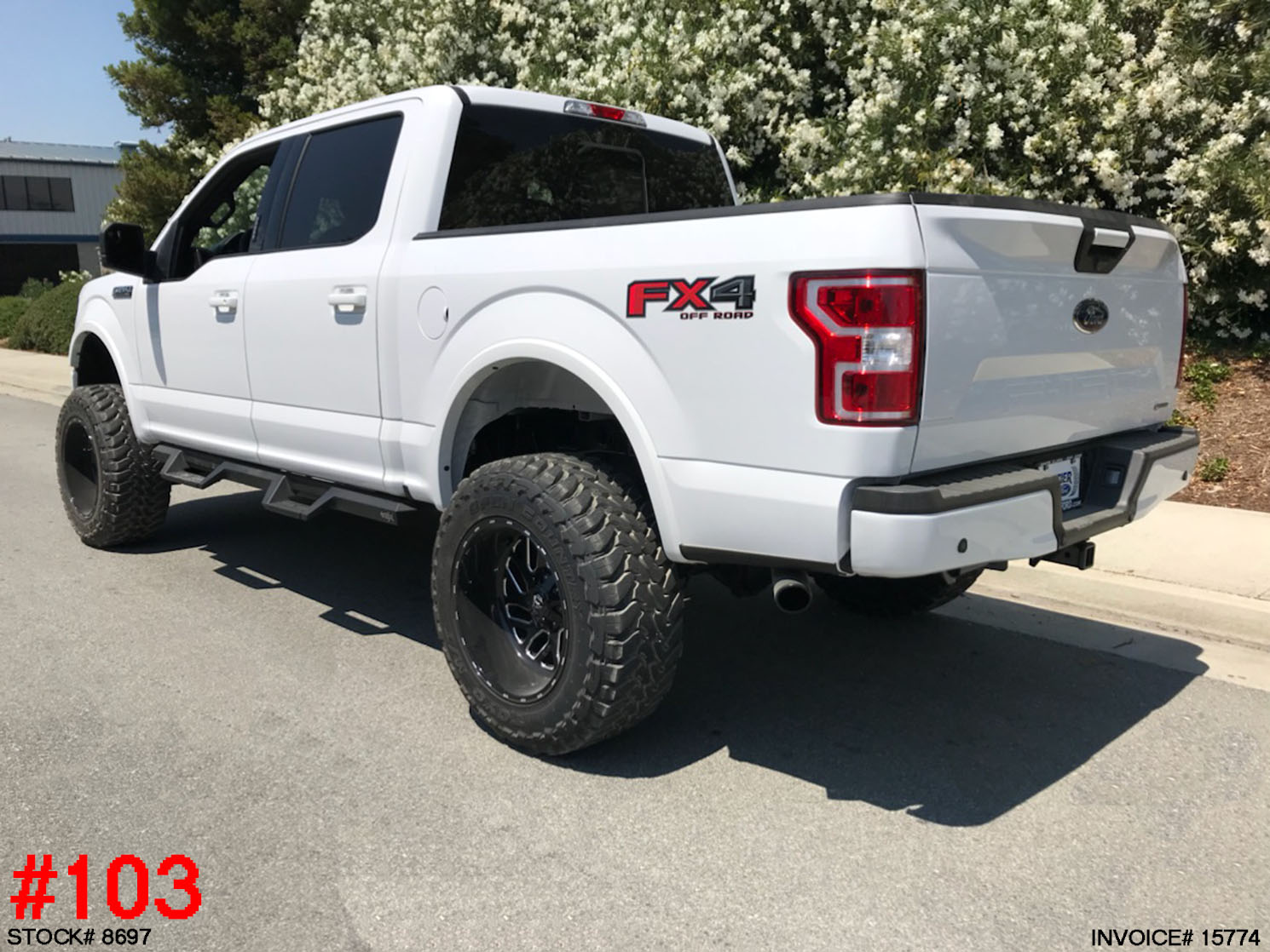2018 Ford F150 Crew Cab 8697 Truck And Suv Parts Warehouse