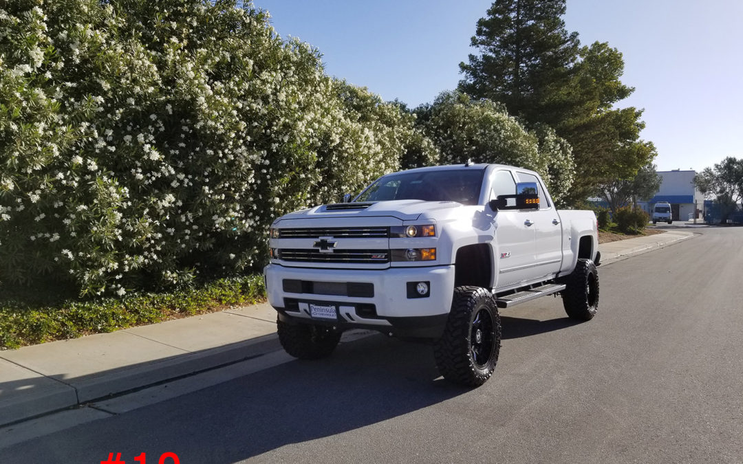 2018 CHEVY 3500HD CREW CAB #G176280