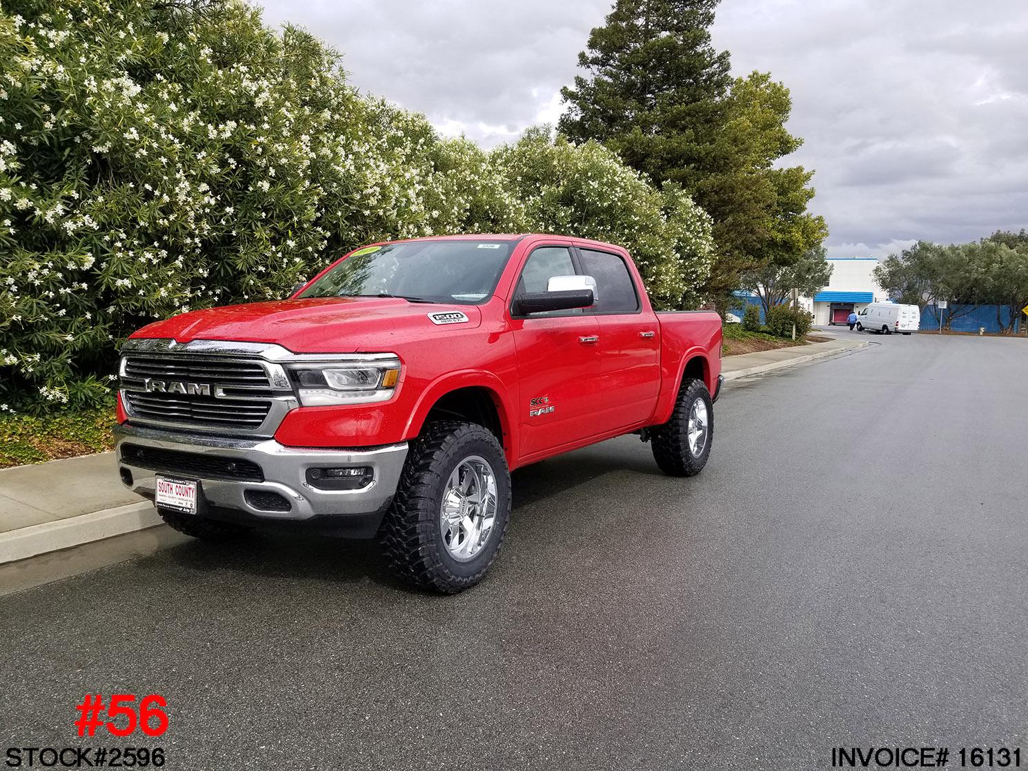 2596-2019 RAM 1500 CREW CAB