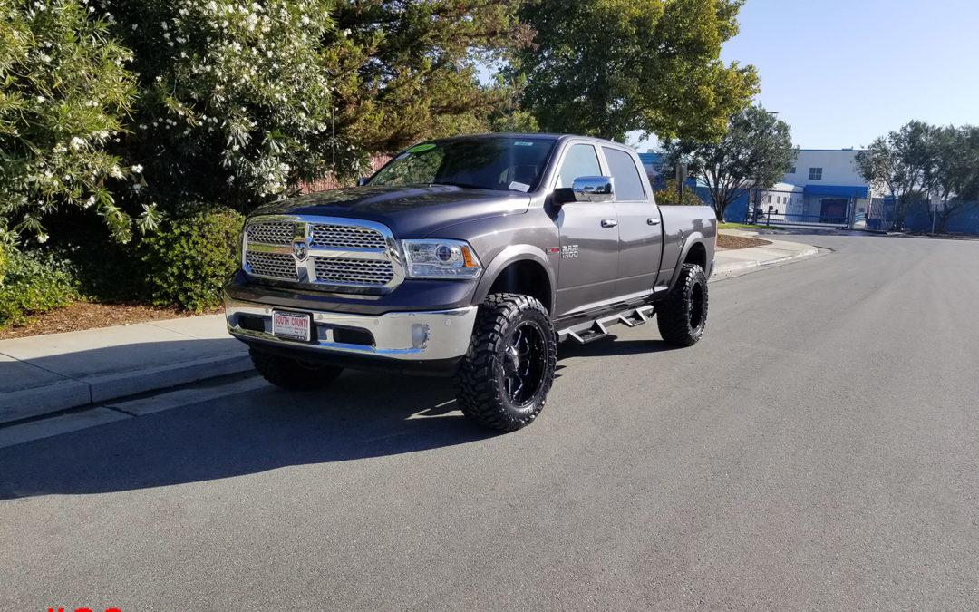 2018 RAM 1500 CREW CAB ECO #2843