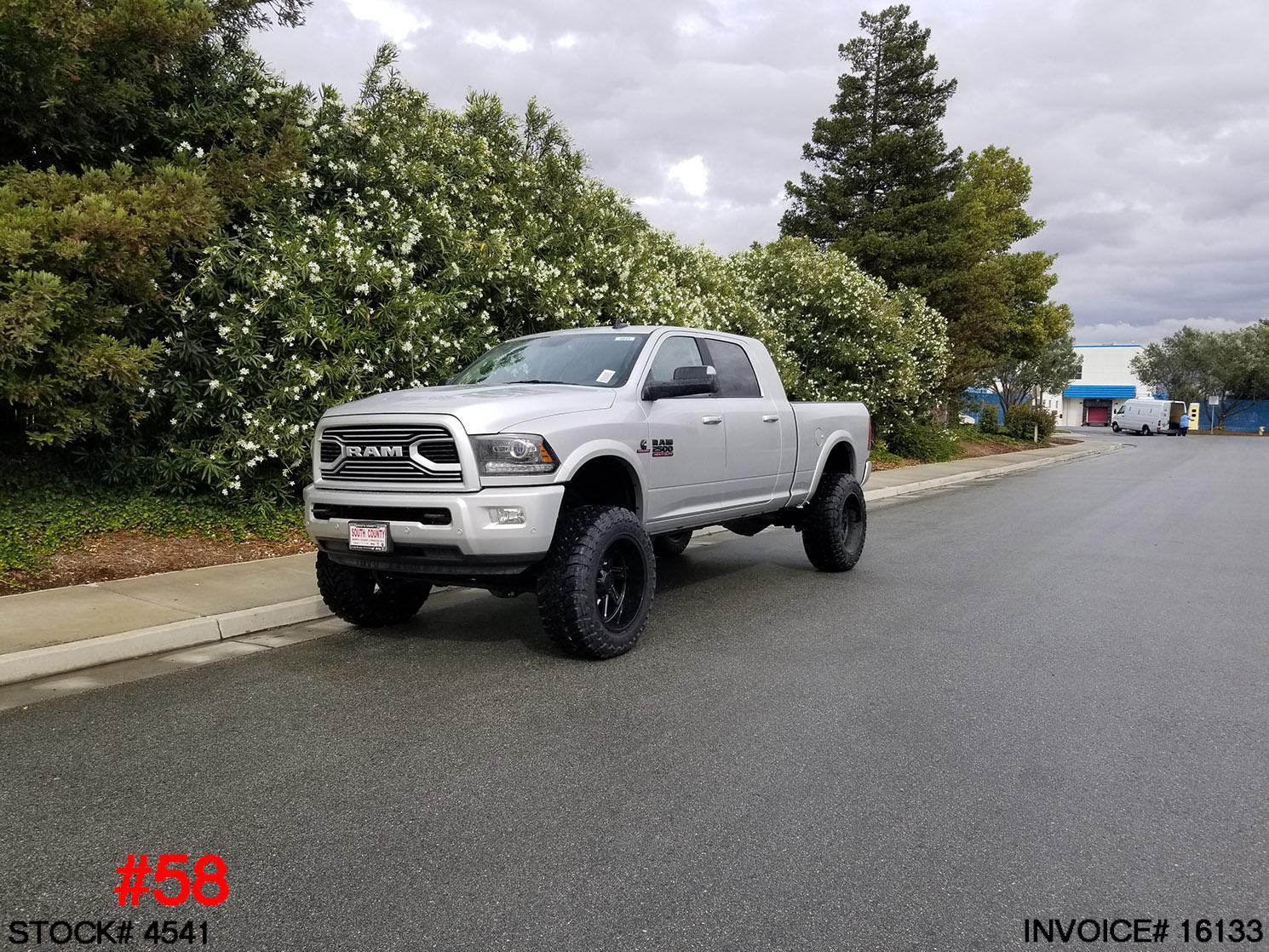 4541-2018 RAM 2500 MEGA CAB