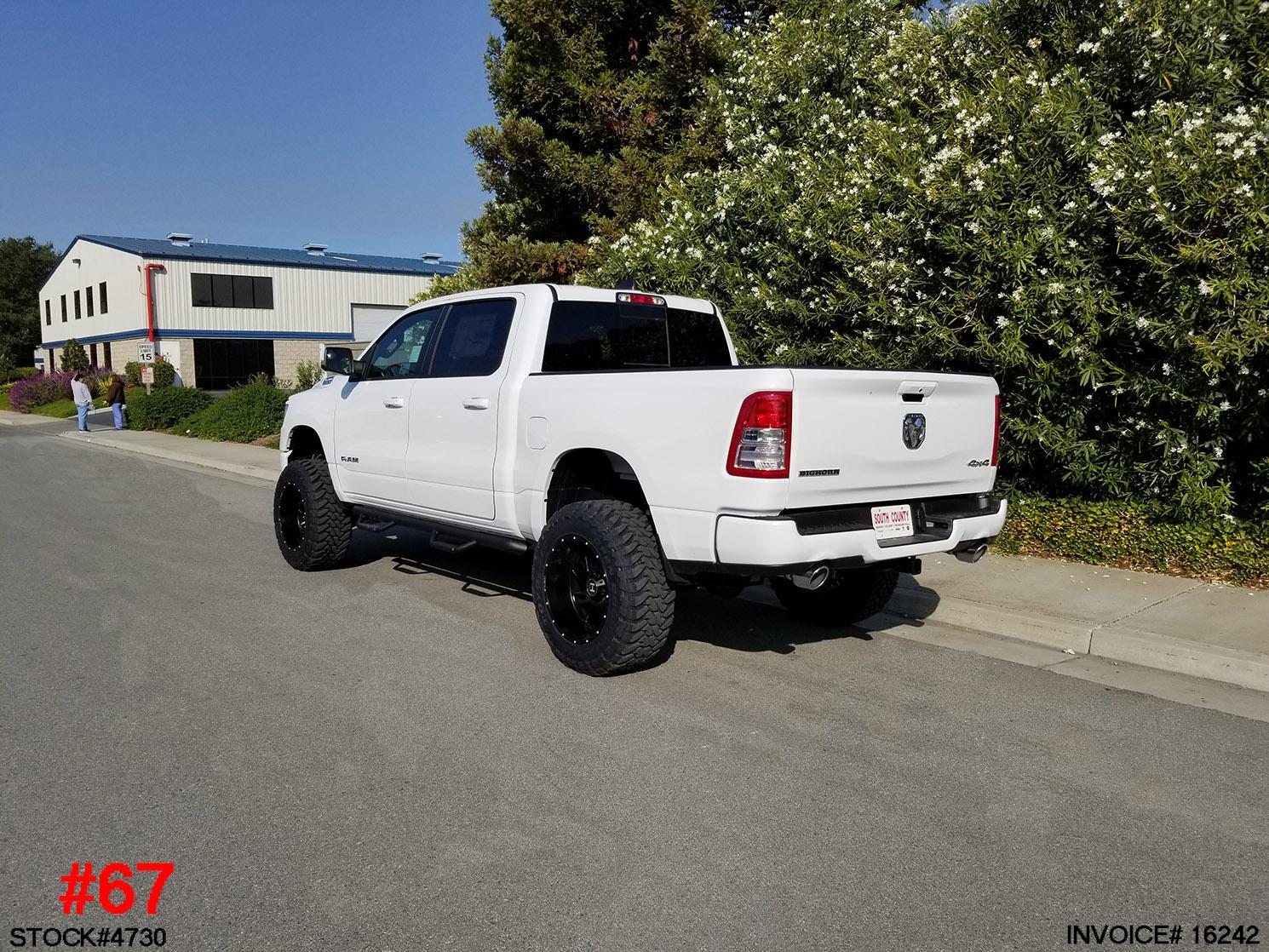 4730-2019 RAM 1500 CREW CAB