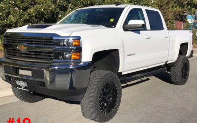 **SOLD**2018 CHEVY 2500 CREW CAB #U5254R
