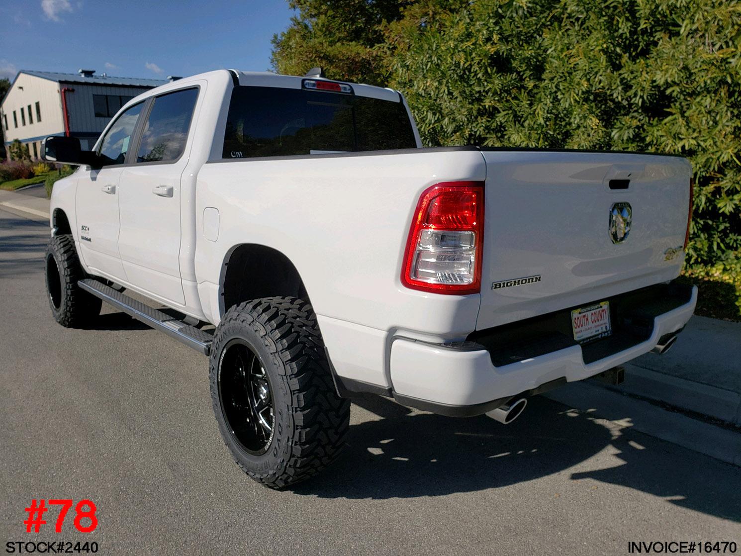 2440-2019 RAM 1500 CREW CAB