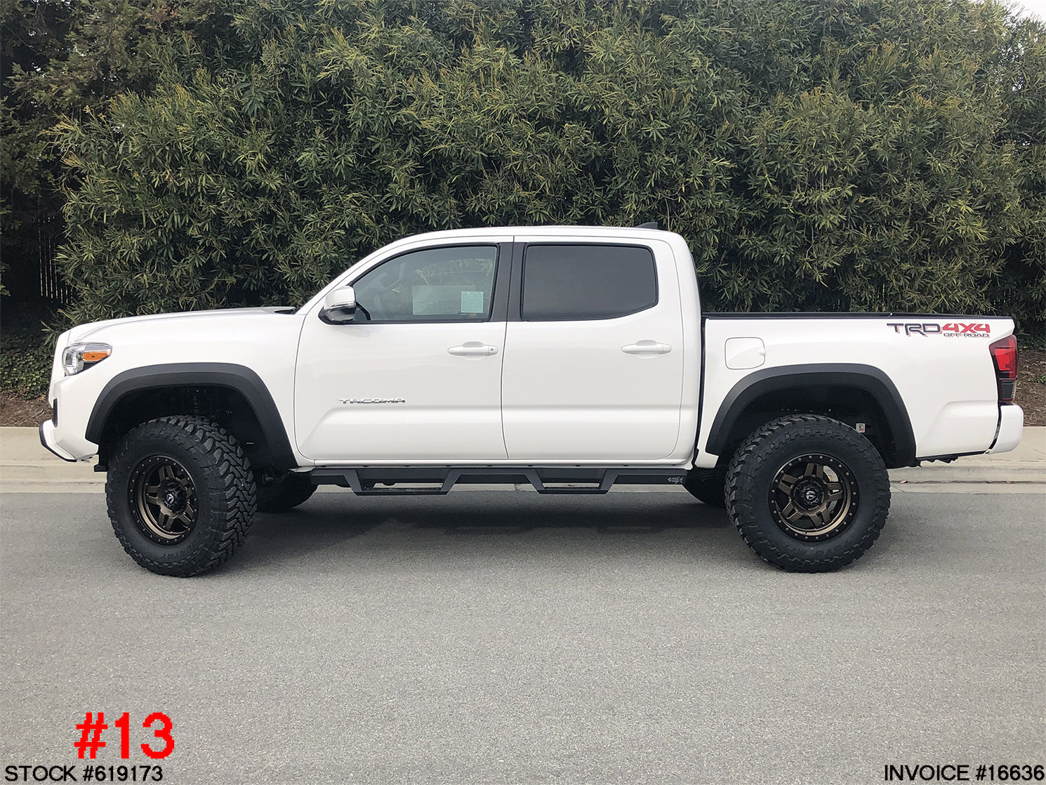Toyota Dealership Colorado >> 2019 TOYOTA TACOMA CREW CAB #619173 | Truck and SUV Parts ...