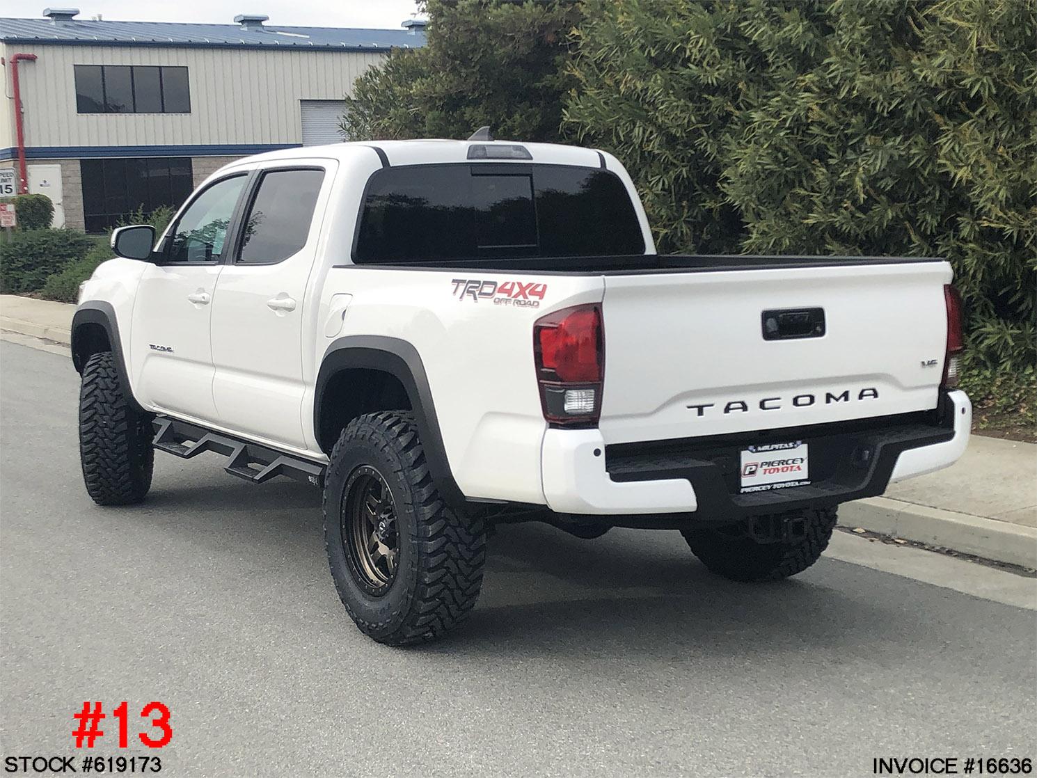 619173-2019 Toyota Tacoma Crew Cab