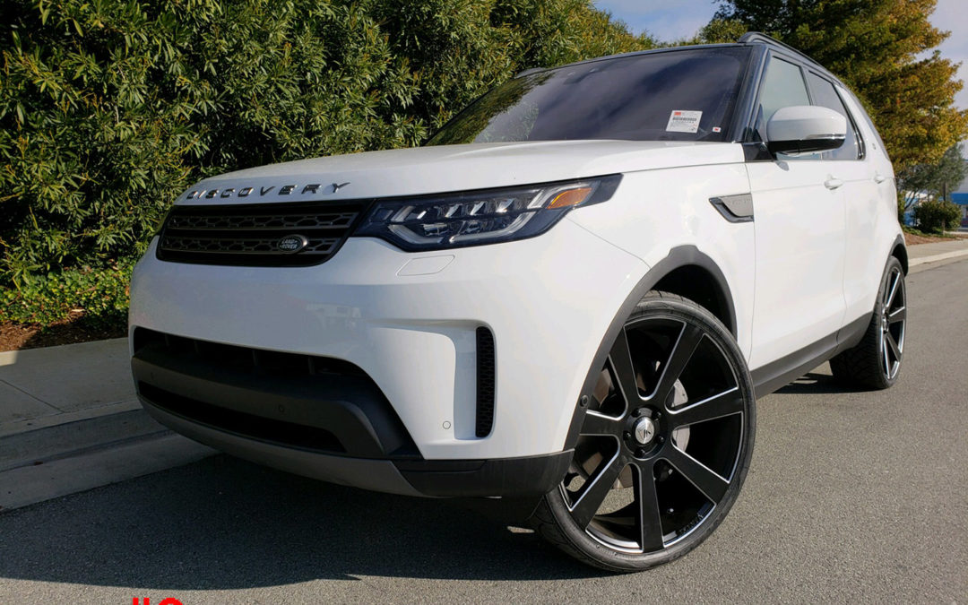 2019 LAND ROVER DISCOVERY HSE #LRKA080284