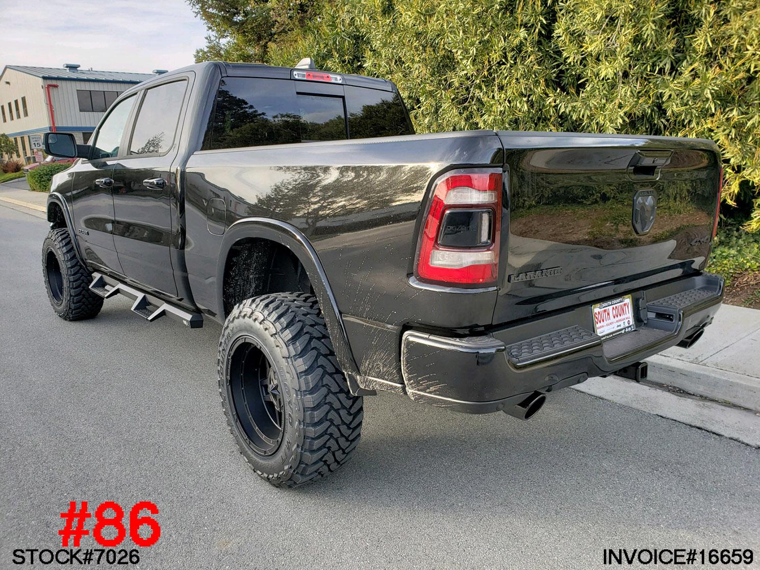2019 RAM 1500 CREW CAB #7026
