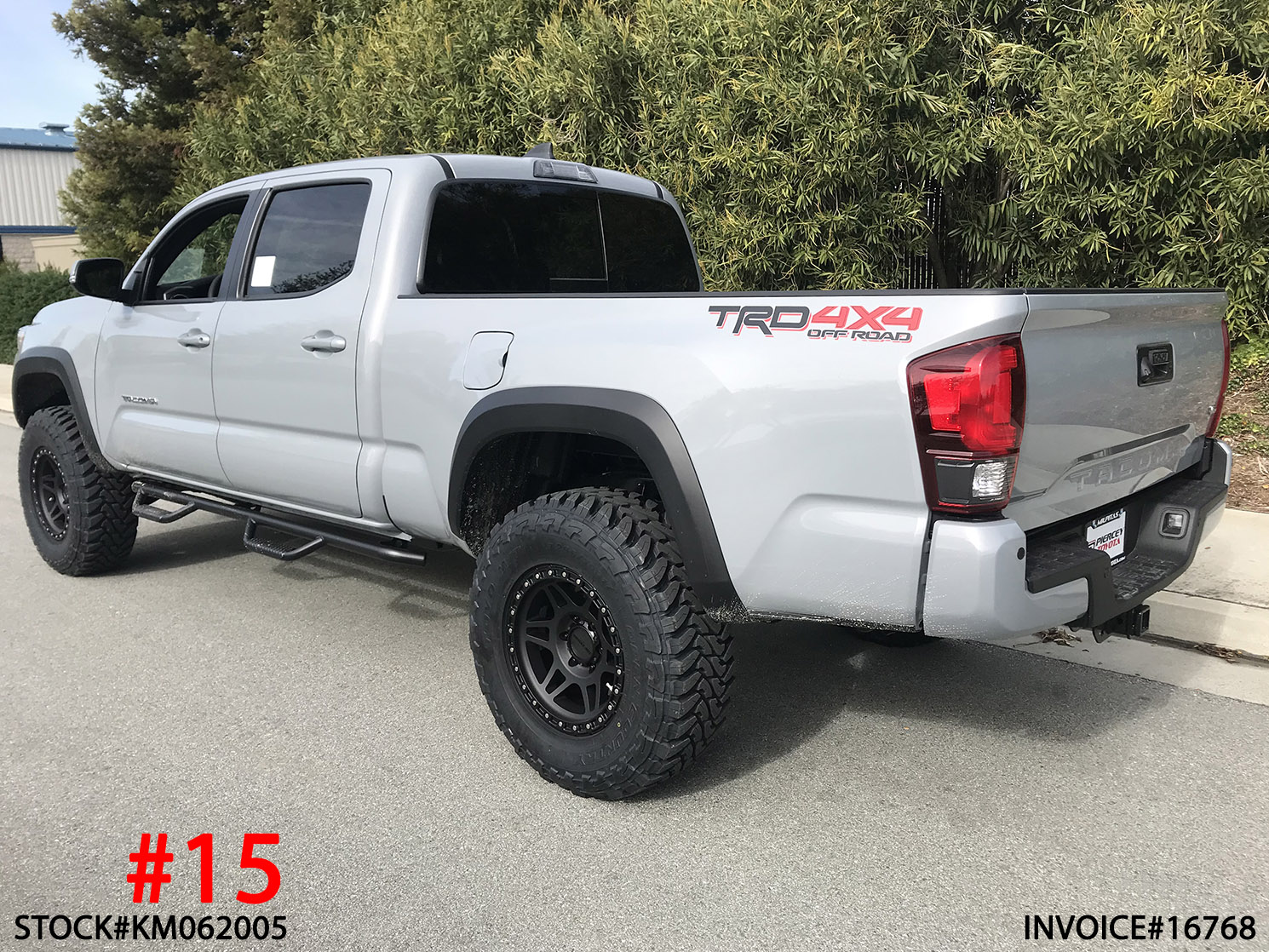 Jeep Wrangler For Sale In Sc >> 2019 TOYOTA TACOMA CREW CAB #KM062005 | Truck and SUV Parts Warehouse
