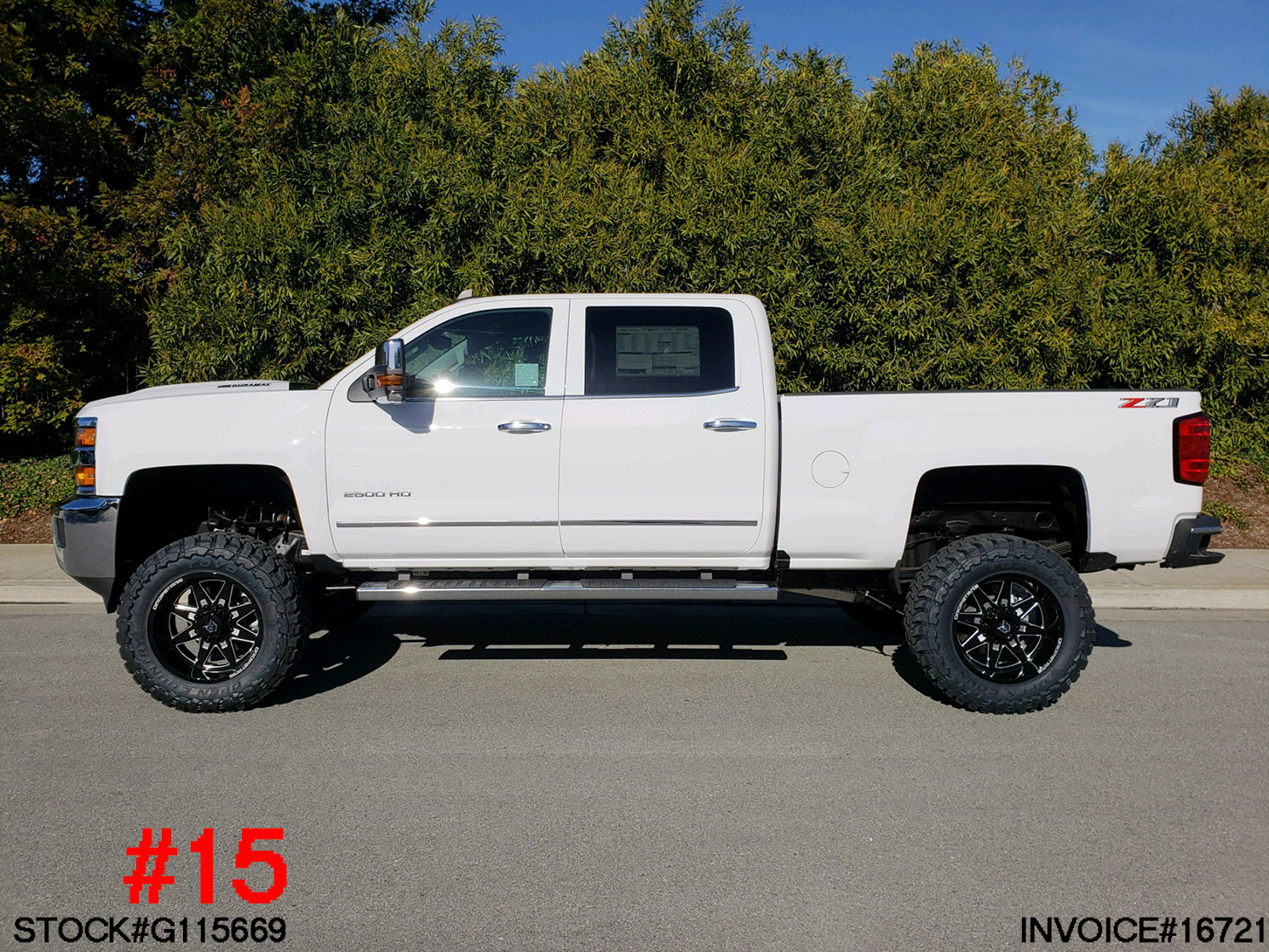g115669 2019 CHEVY 2500HD CREW CAB