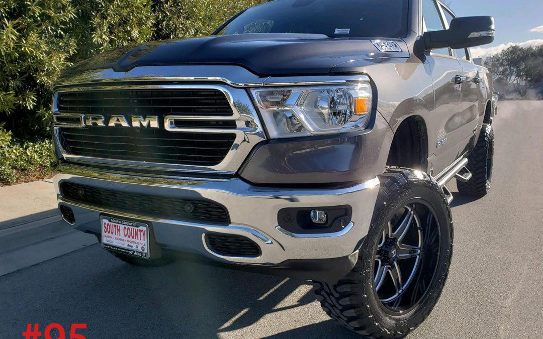 2019 RAM 1500 CREW CAB #7720