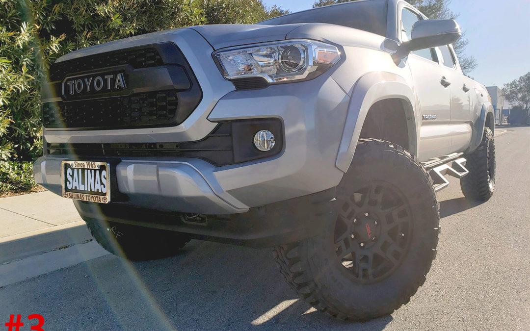2019 TOYOTA TACOMA CREW CAB #T19699