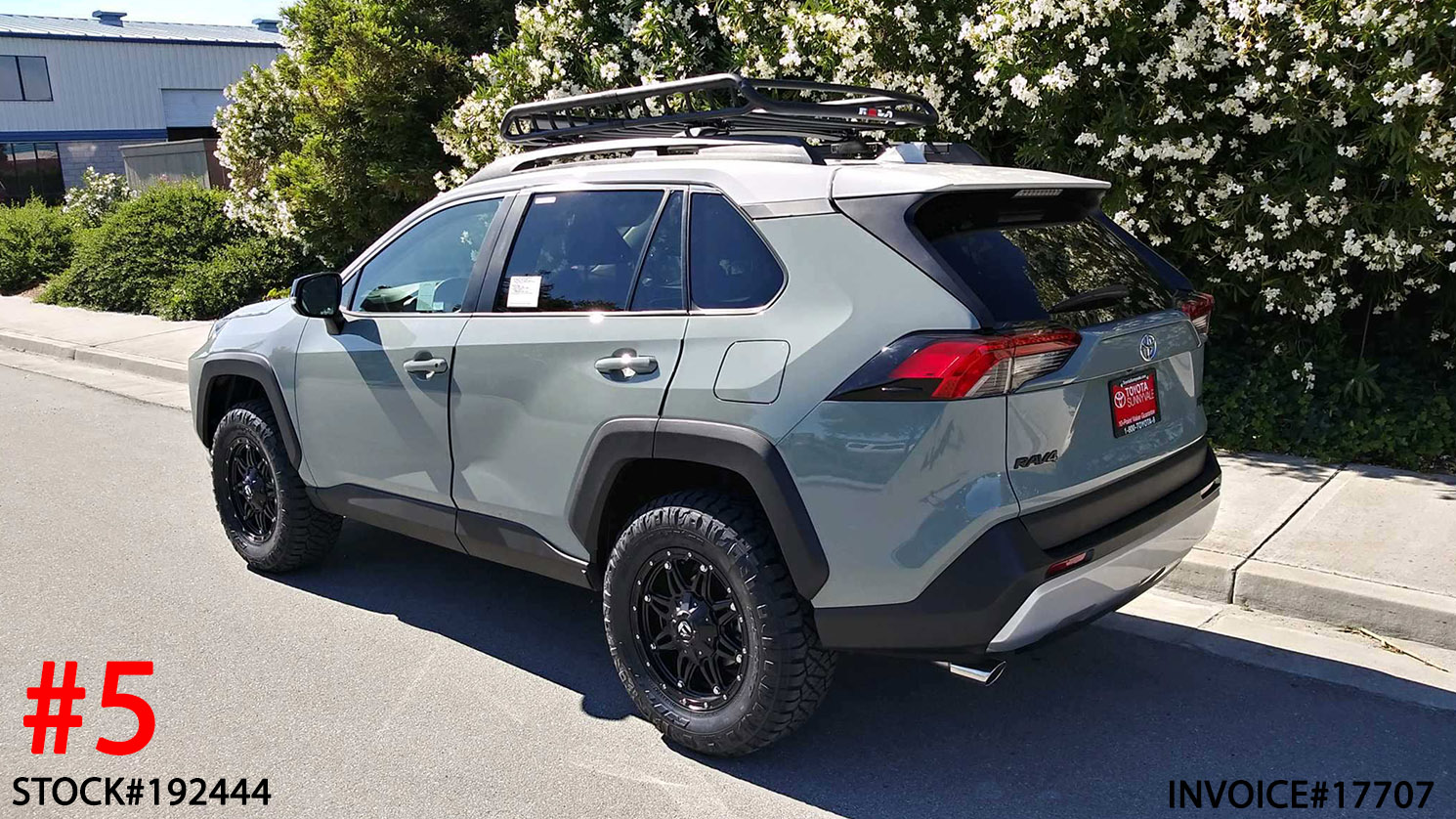 Lifted F150 For Sale >> #192444 2019 TOYOTA RAV4 | Truck and SUV Parts Warehouse