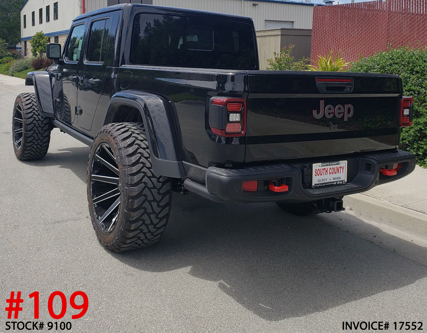 2020 JEEP GLADIATOR RUBICON #9100