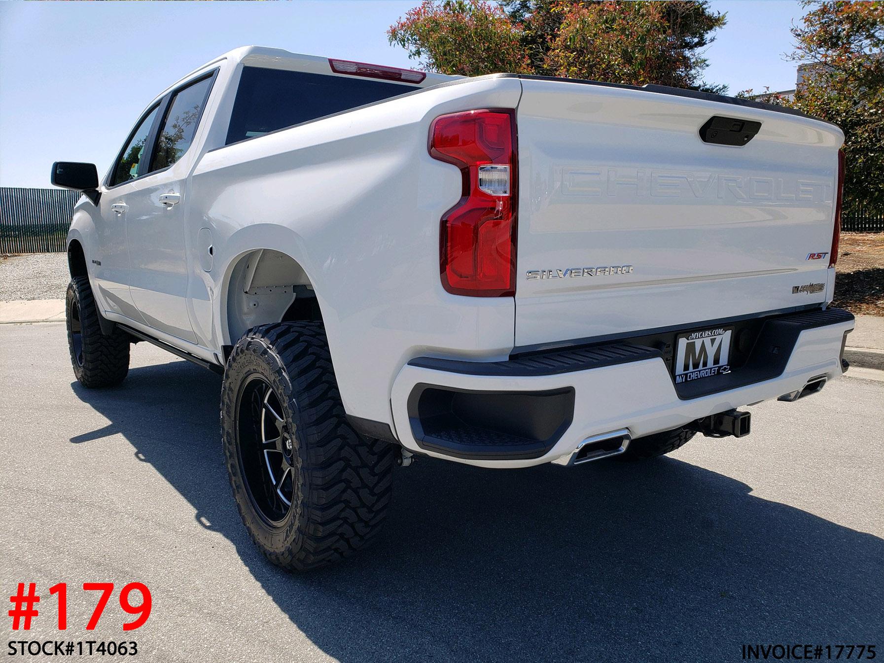 2019 CHEVY 1500 CREW CAB #1T4063