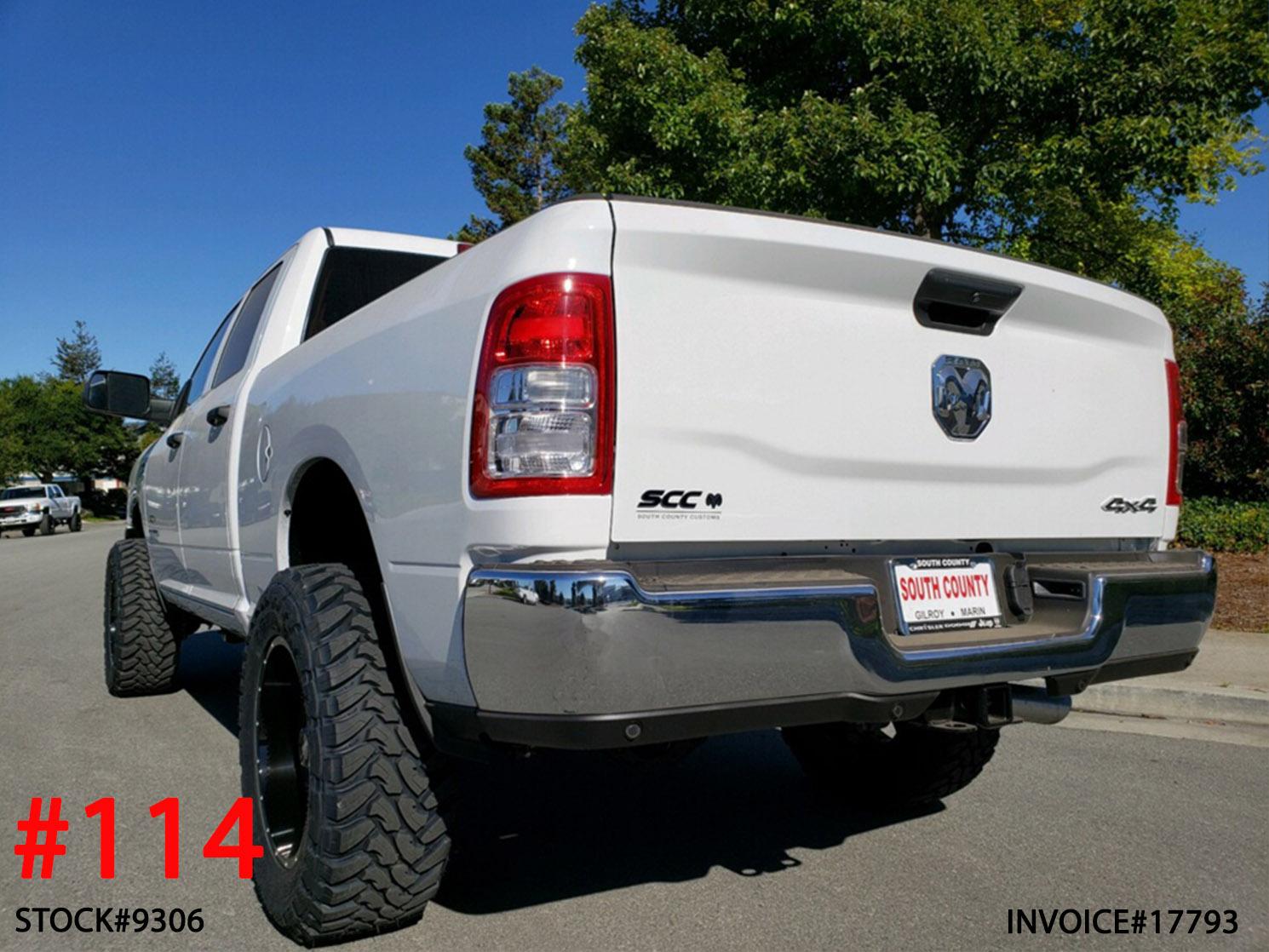 2019 RAM 2500 CREW CAB #9306