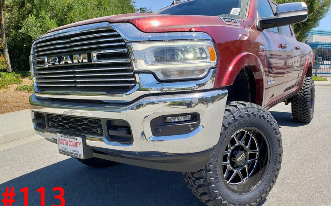 2019 RAM 2500 CREW CAB #9402