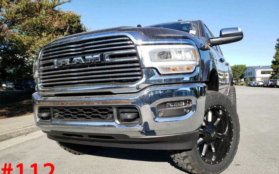 2019 RAM 2500 CREW CAB #9416