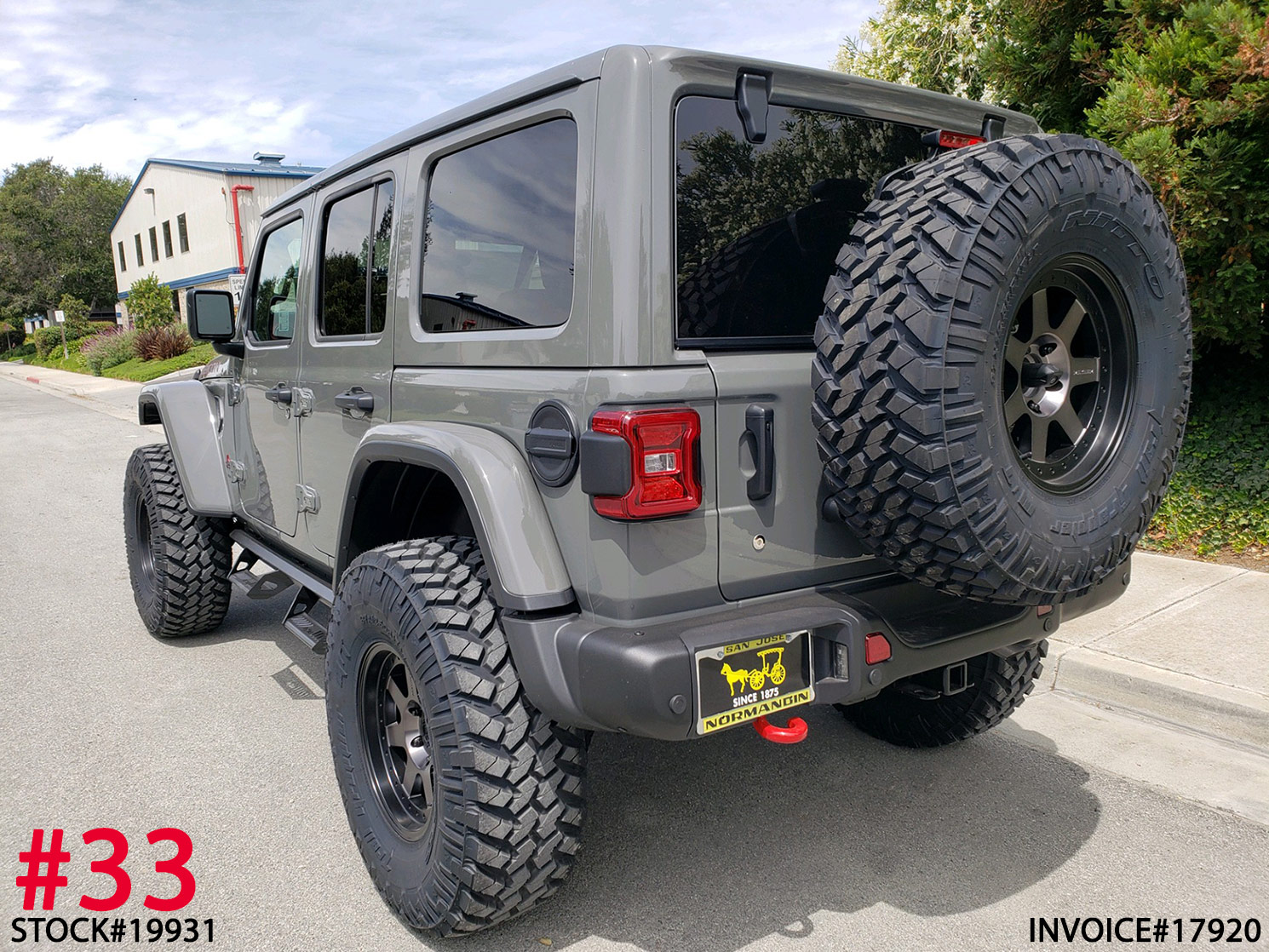 2019 JEEP WRANGLER RUBICON #19931