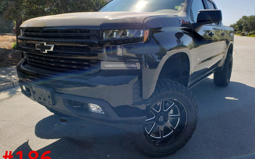 ***SOLD*** 2019 CHEVY 1500 CREW CAB #1T4267