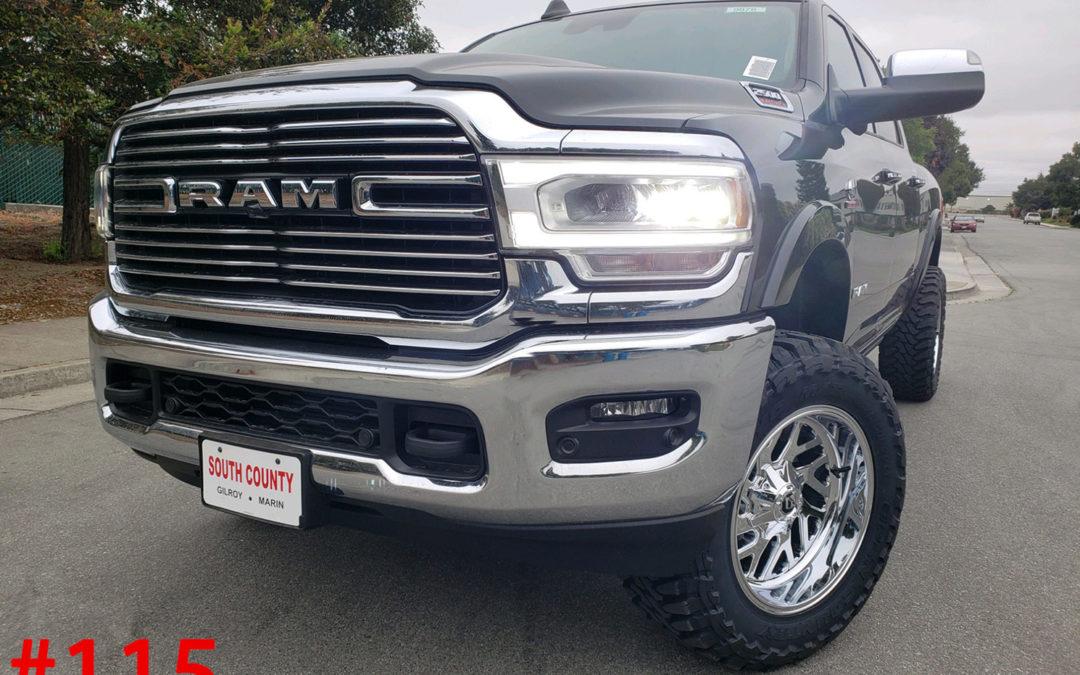 **SOLD** 2019 RAM 2500 CREW CAB #9878