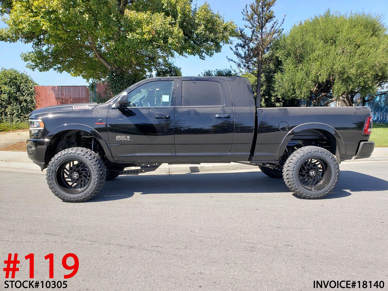2019 RAM 2500 MEGA CAB #10305