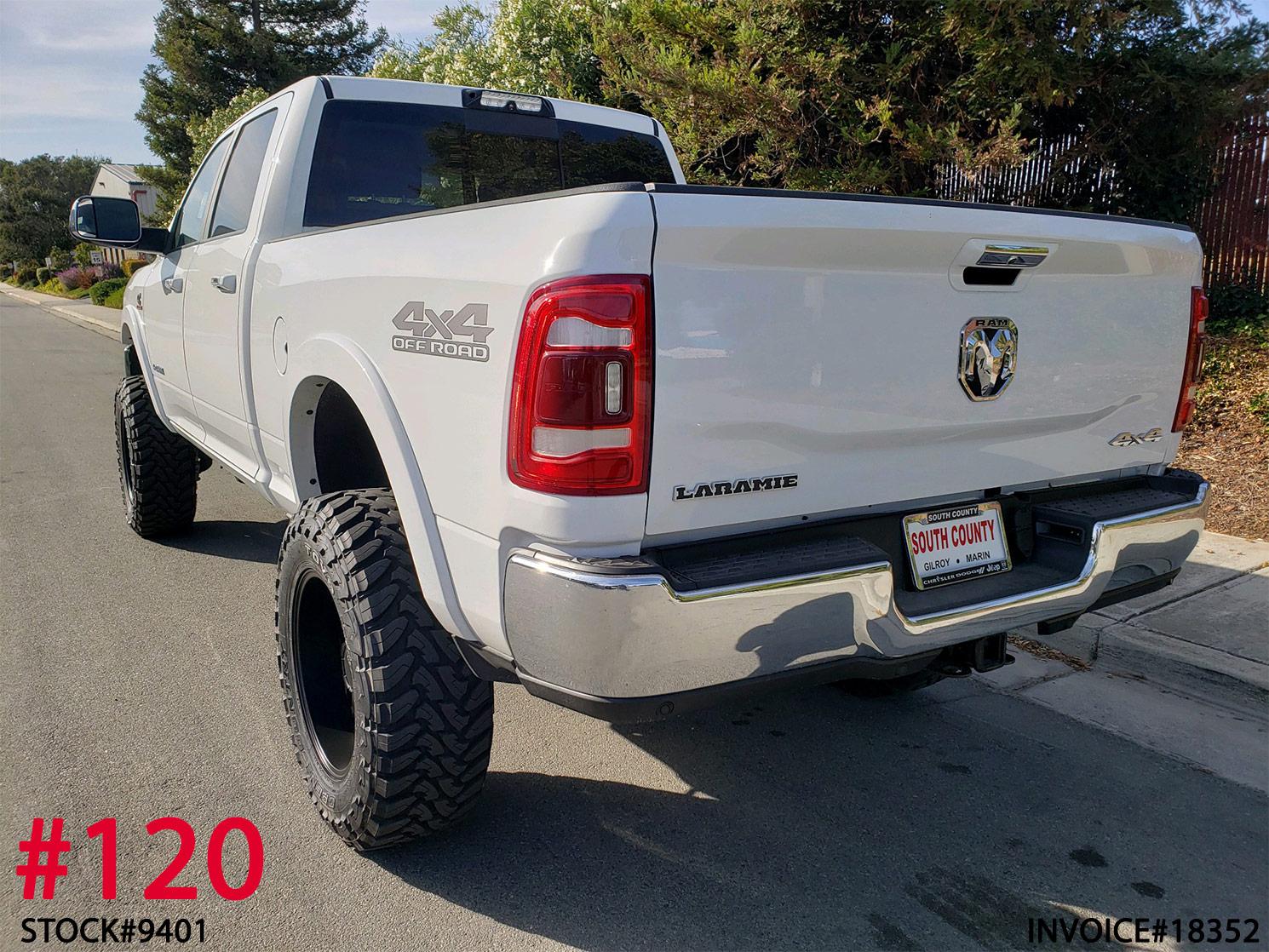 2019 RAM 2500 CREW CAB #9401