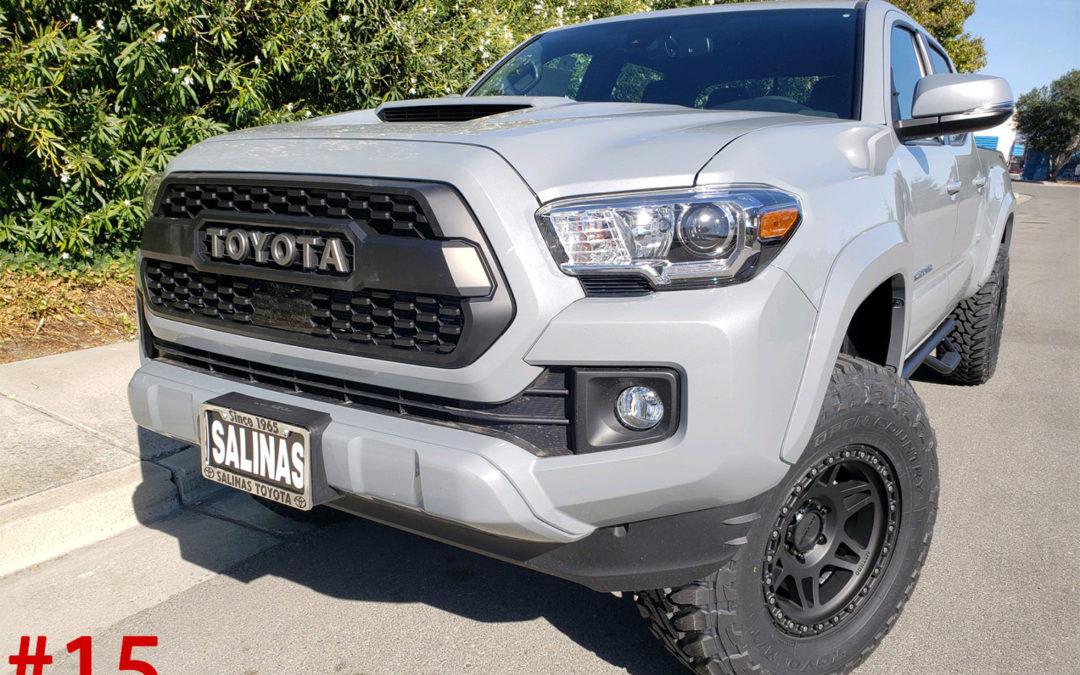 2019 TOYOTA TACOMA CREW CAB #T191698