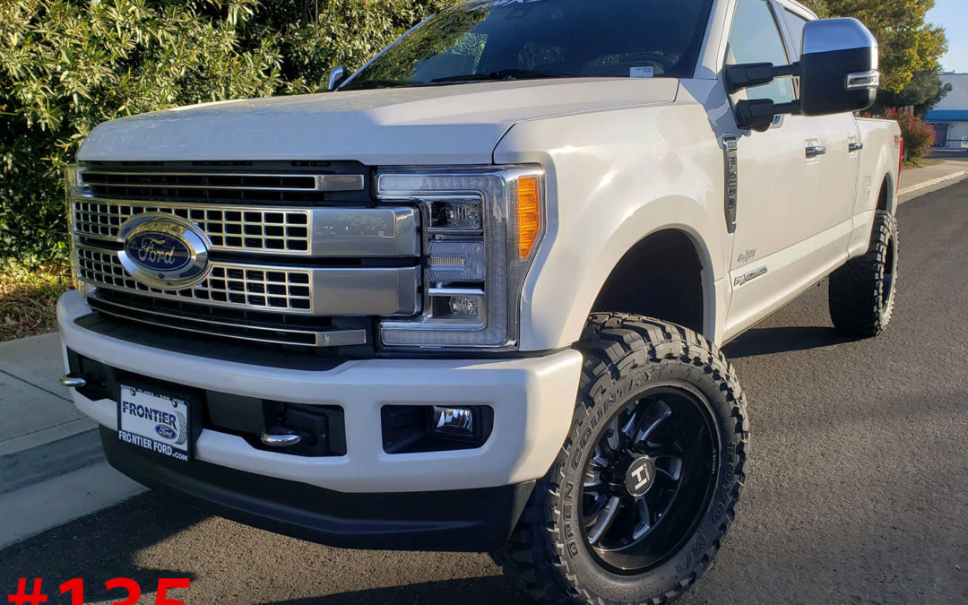 **SOLD**2019 FORD F250 CREW CAB #10488