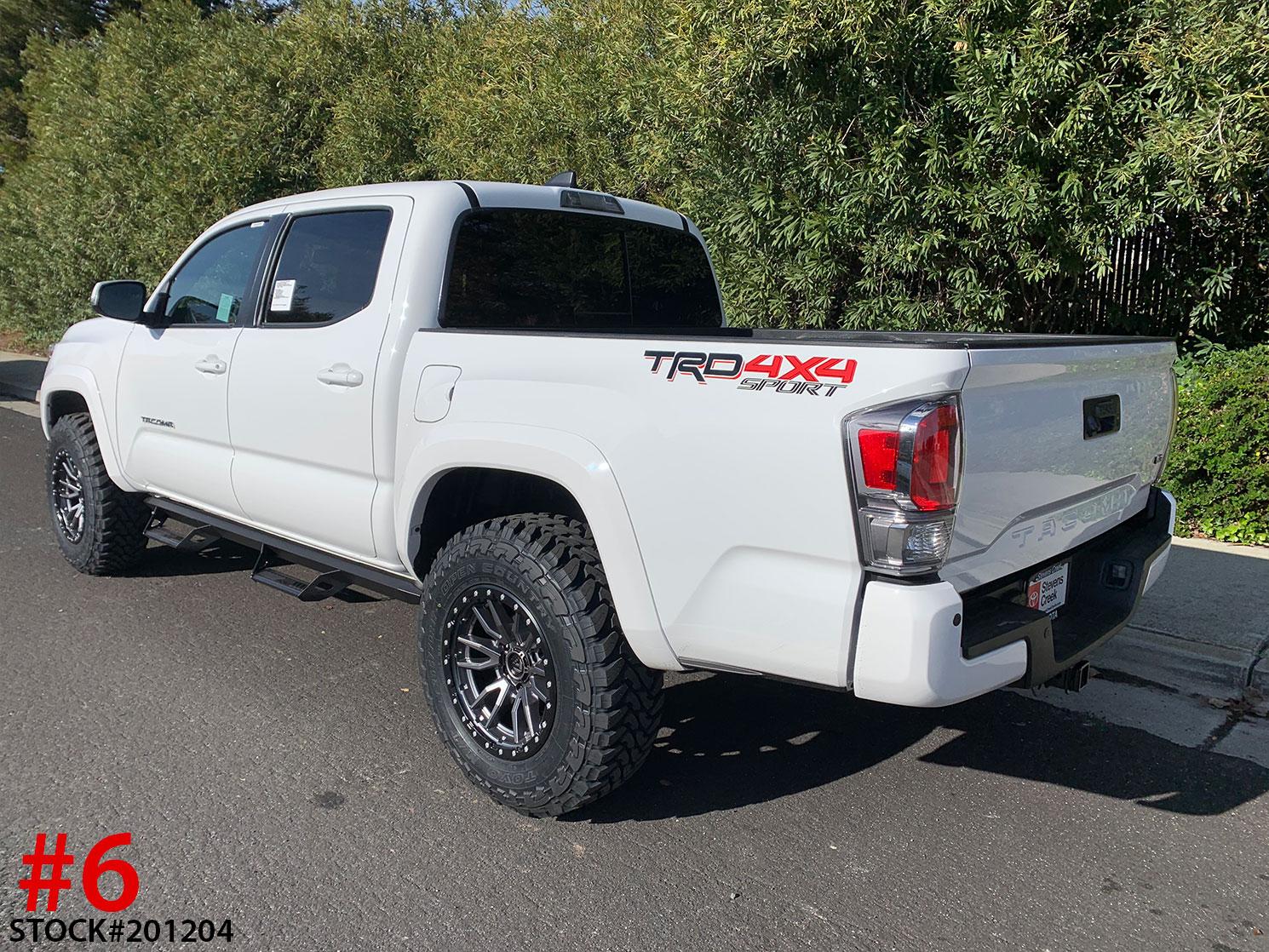 2020 TOYOTA TACOMA CREW CAB #201204