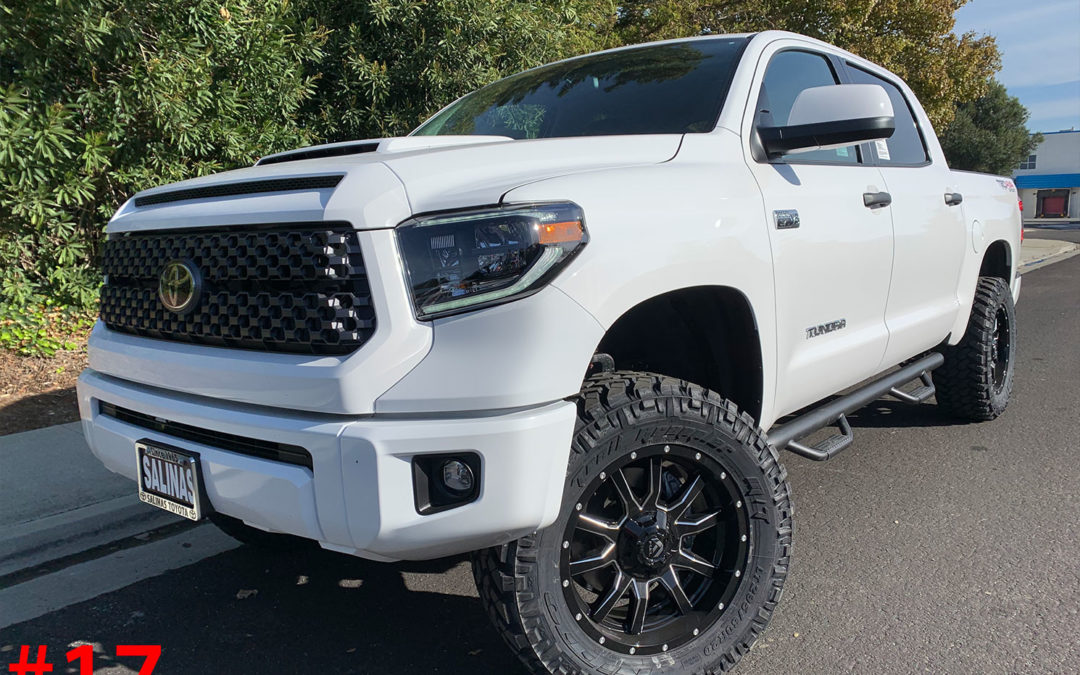 **SOLD**2020 TOYOTA TUNDRA CREW CAB #T20438