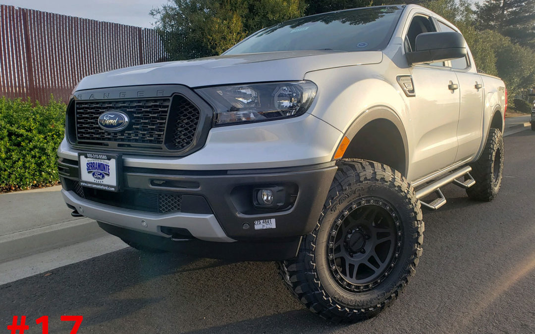 **SOLD**2019 FORD RANGER CREW CAB #J1319