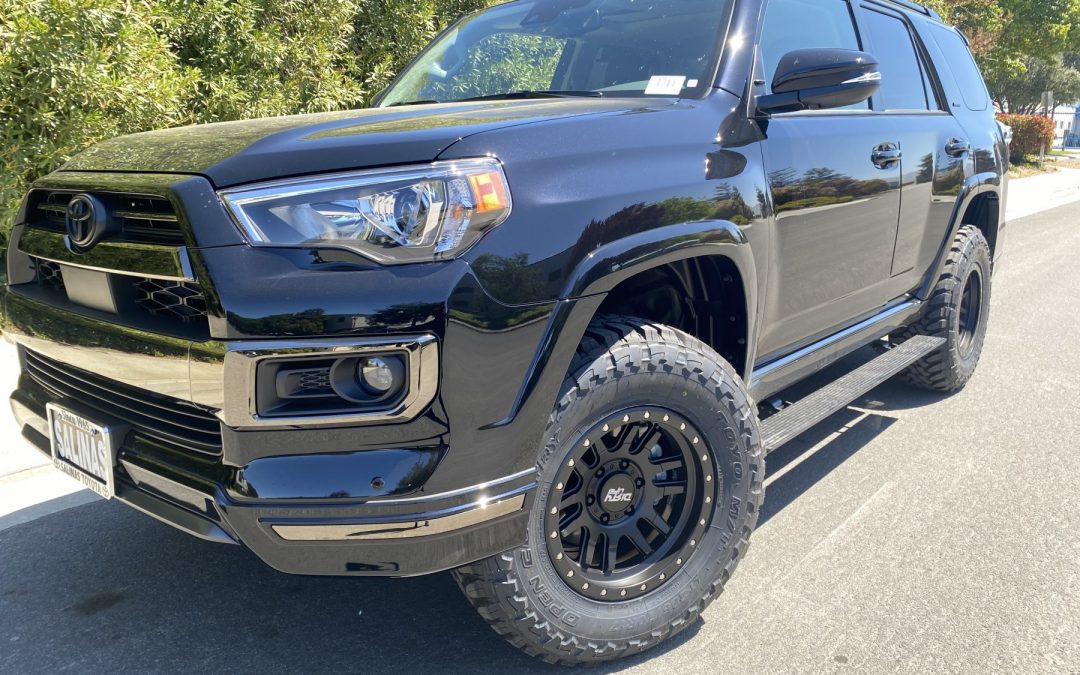 2021 TOYOTA 4 RUNNER LIMITED #T210827
